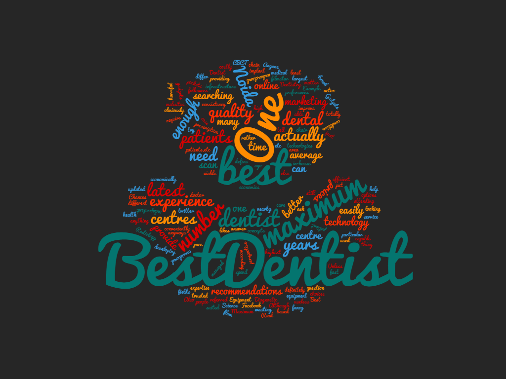 best dentist in noida?